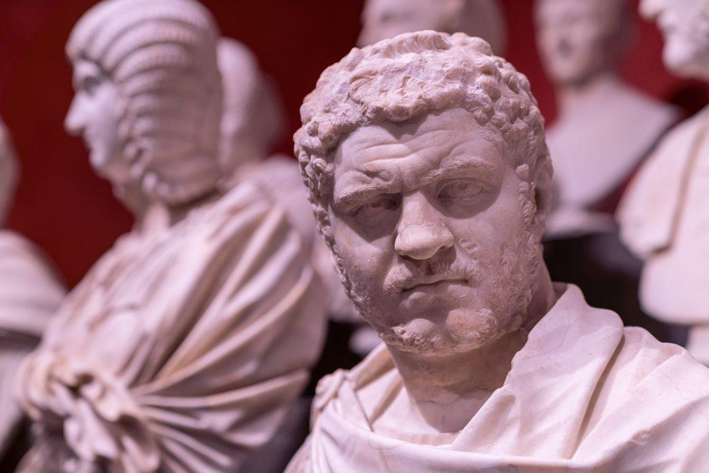 Ritratto di Caracalla